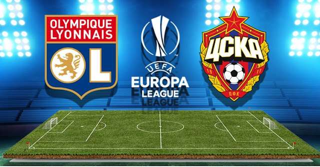 Lyon vs CSKA Moscow Full Match And Highlights