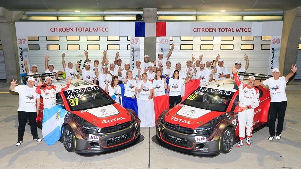 Citroën WTCC Champion