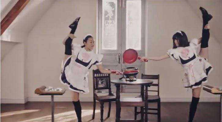 Mujeres japonesas disfrazadas