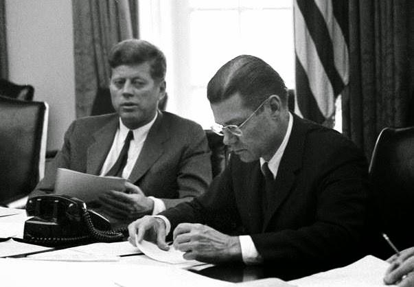 Kennedy and McNamara
