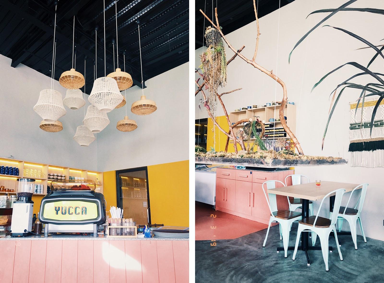 Cafe Yucca | www.bigdreamerblog.com