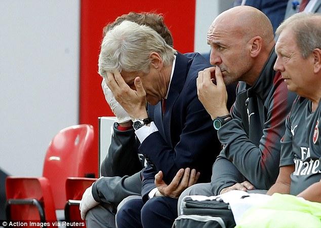 Thảm bại, Wenger nhận lỗi, xin fan Arsenal tha thứ