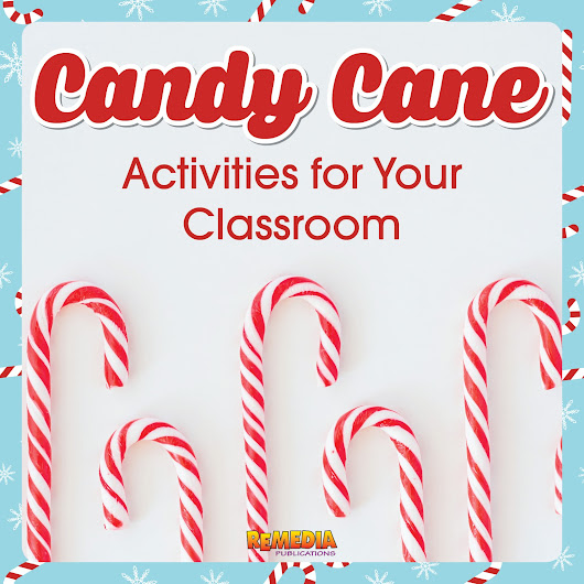 Educational & Tasty Candy Cane Activities