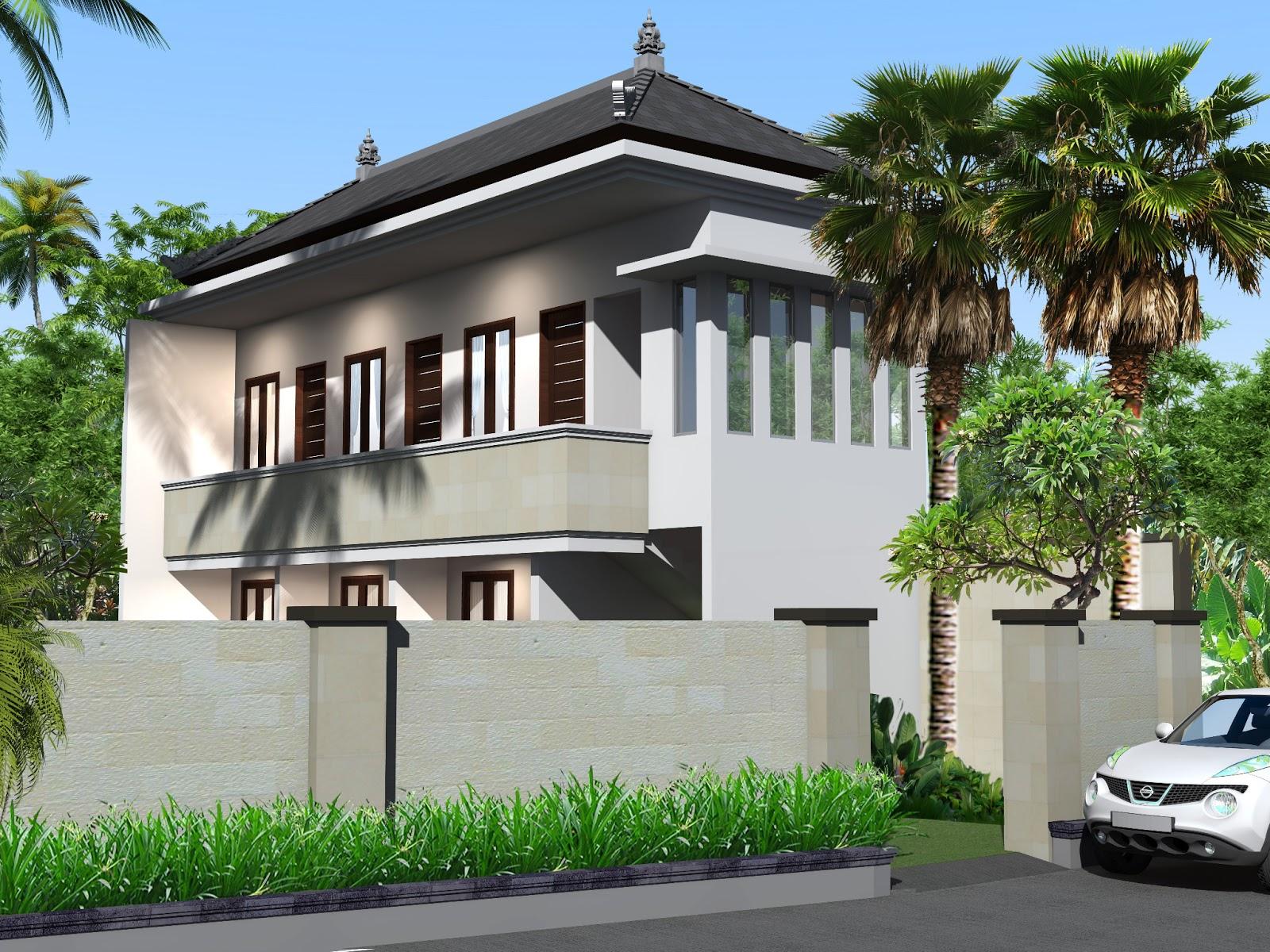 Gambar 3 Dimensi Rumah Kos-Kosan Jalan Gunung Talang