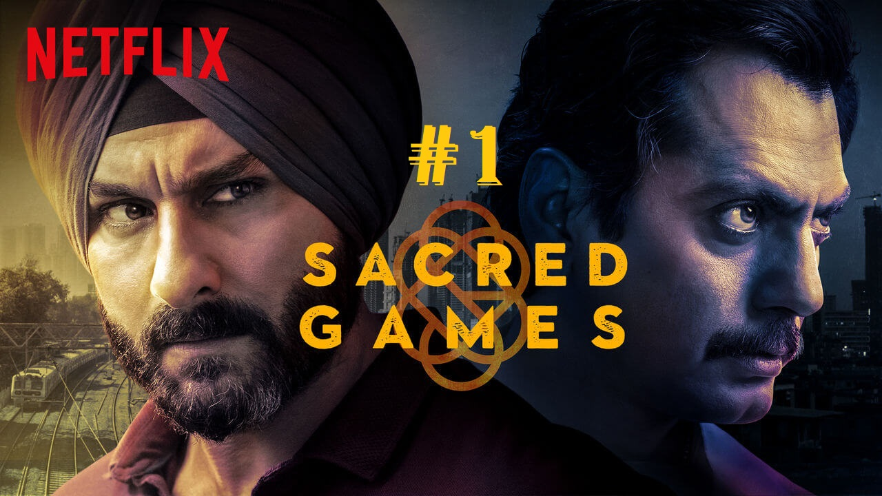 Sacred Games Watch Online