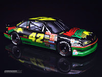 1991 Pontiac 'Mellow Yellow' #42 Sabco Racing Grand Prix (1/25)