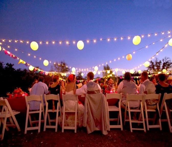 Make Your Outdoor Wedding Happen