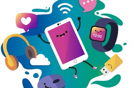 3 Manfaat yang bisa didapatkan anak ketika bermain Gadget, Wajib Kamu Ketahui