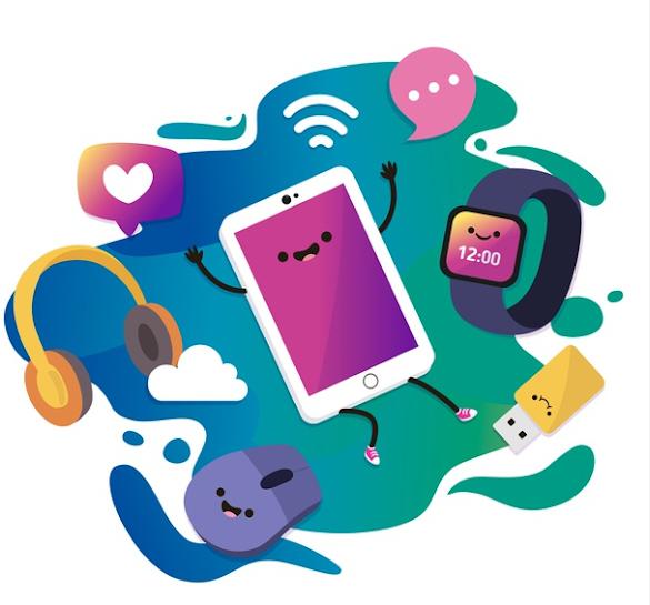 Beberapa Manfaat Yang Sanggup Didapatkan Anak Saat Bermain Gadget, Wajib You Ketahui