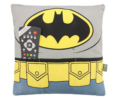 Batman Costume Cushion