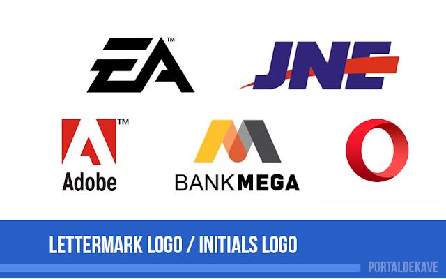 Lettermark Logo / Initials Logo