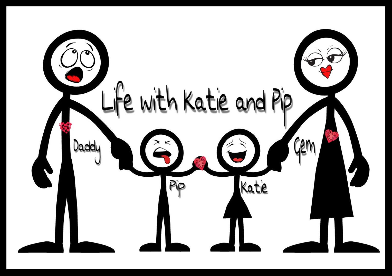 与凯蒂一家的生活