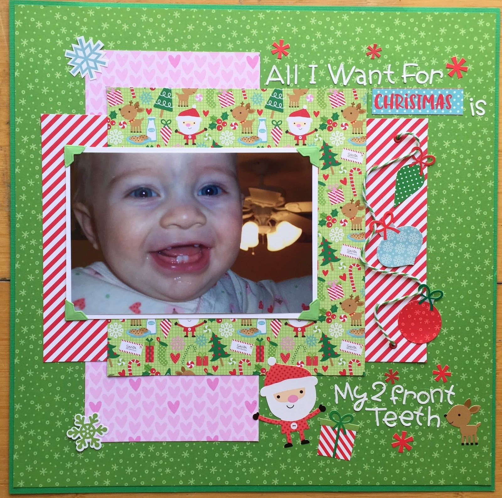 All I Want For Christmas Is My Two Front Teeth Lyrics.Use Your Stuff Uys 292 Christmas Is Coming