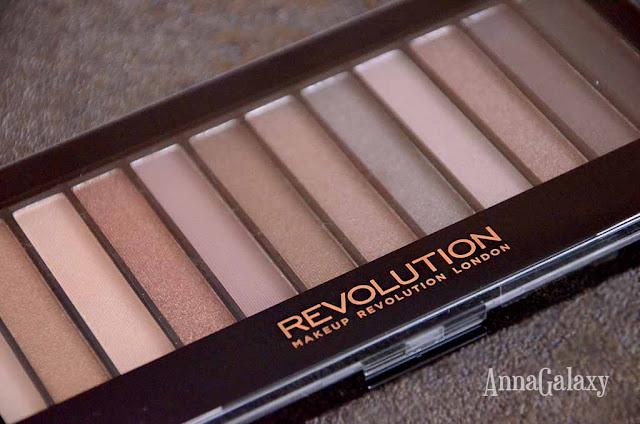 Палетка теней Makeup Revolution Iconic 2 свотчи