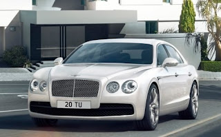 Bentley Flying Spur Acceleration