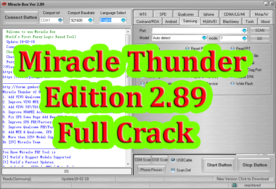 Miracle Box Thunder Edition 2 89 Full Crack Working 100