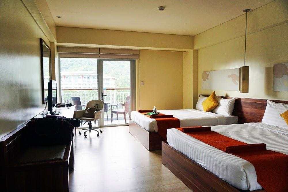 The Premier Room at Pico Sands Hotel - Pico de Loro Cove at Hamilo Coast!
