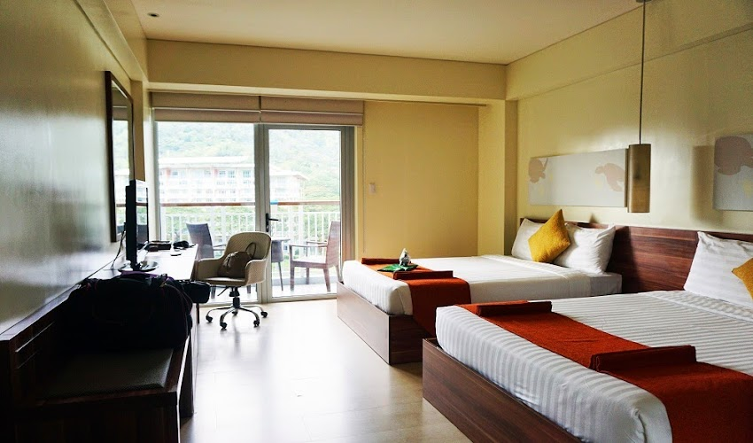 The Premier Room at Pico Sands Hotel - Pico de Loro Cove at Hamilo Coast!