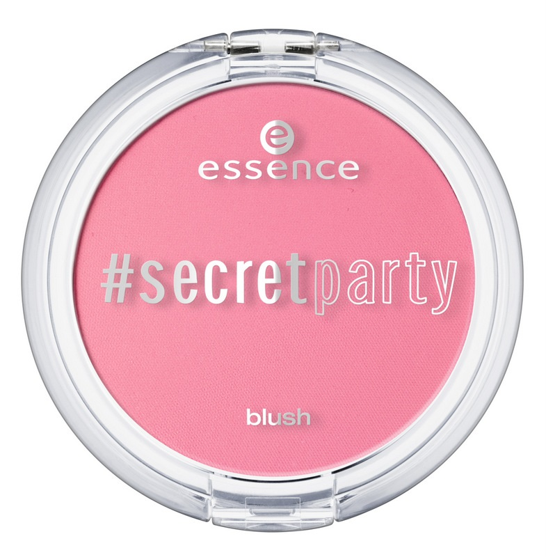 ESSENCE - #secretparty {Mayo 2015} - Blush