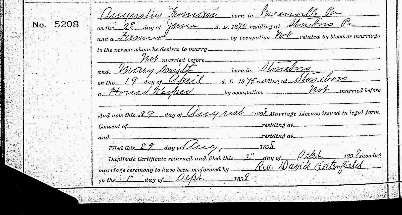 Mercer Nj County Records