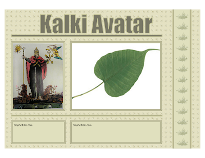 Nostradamus Image of Kalki Avatar in Prophecies