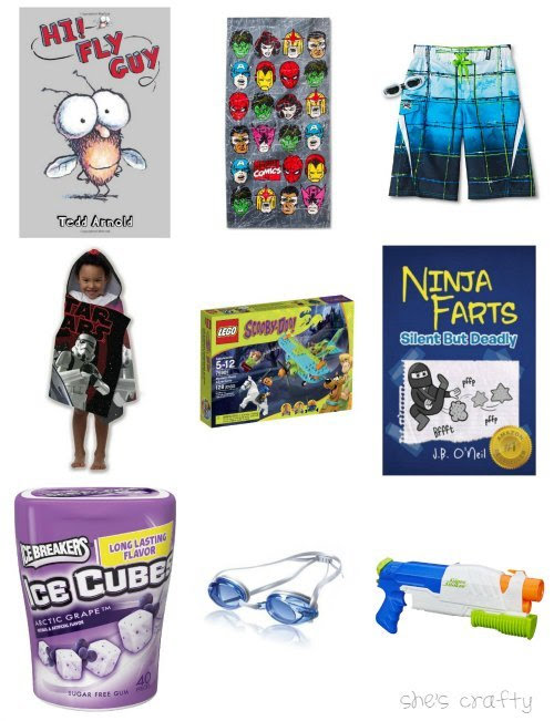 Easter Basket Gift Ideas for tween and pre teen boys