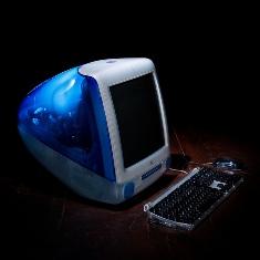 gadget tahun 90-an imac g3