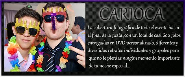 baile carioca fiesta de luces 15 años