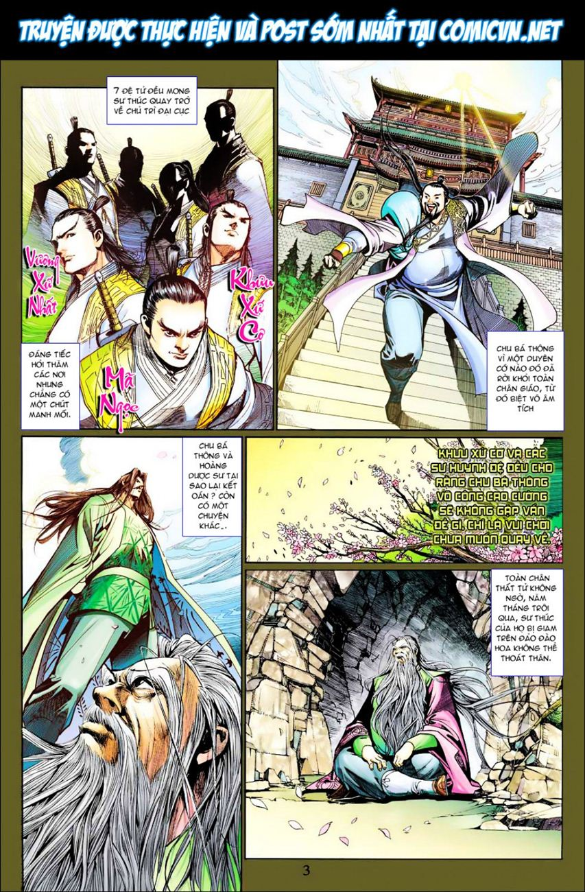 Anh Hùng Xạ Điêu anh hùng xạ đêu chap 40 trang 3
