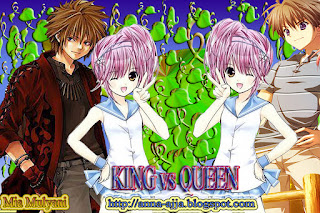 cerpen king vs Queen