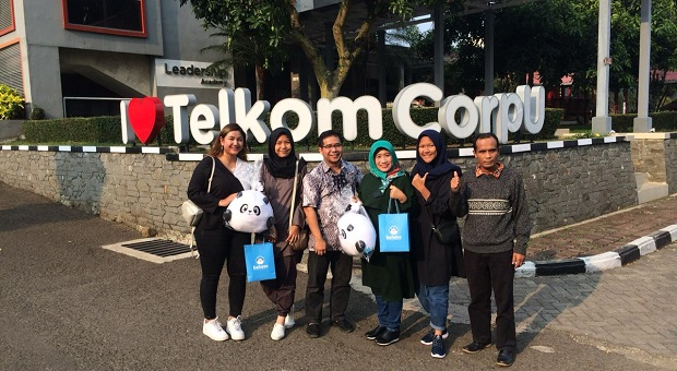 Kerjaindonesia.id dari Telkom Corpu Hasilkan Lulusan Terbaik