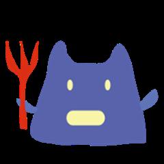 Funny little devil