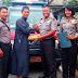 Jazakalloh khoir... atas souvenirnya pak Polisi (BINMAS) Polres Tanjungpinang
