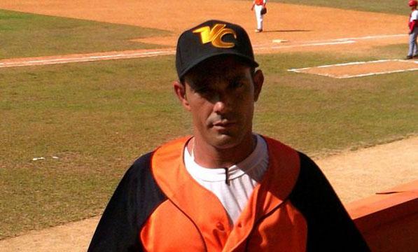 A Yoandy Barrios Castilla le bastaron tres series nacionales para establecer una marca que se antoja irrompible.
