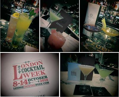 London Cocktail Week 2012