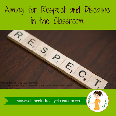 Tips and strategies to help build respect and improve classroom management