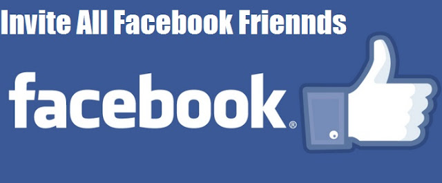 How to Auto Invite All Friends For Page Like