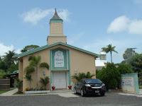 Mezquita en White City