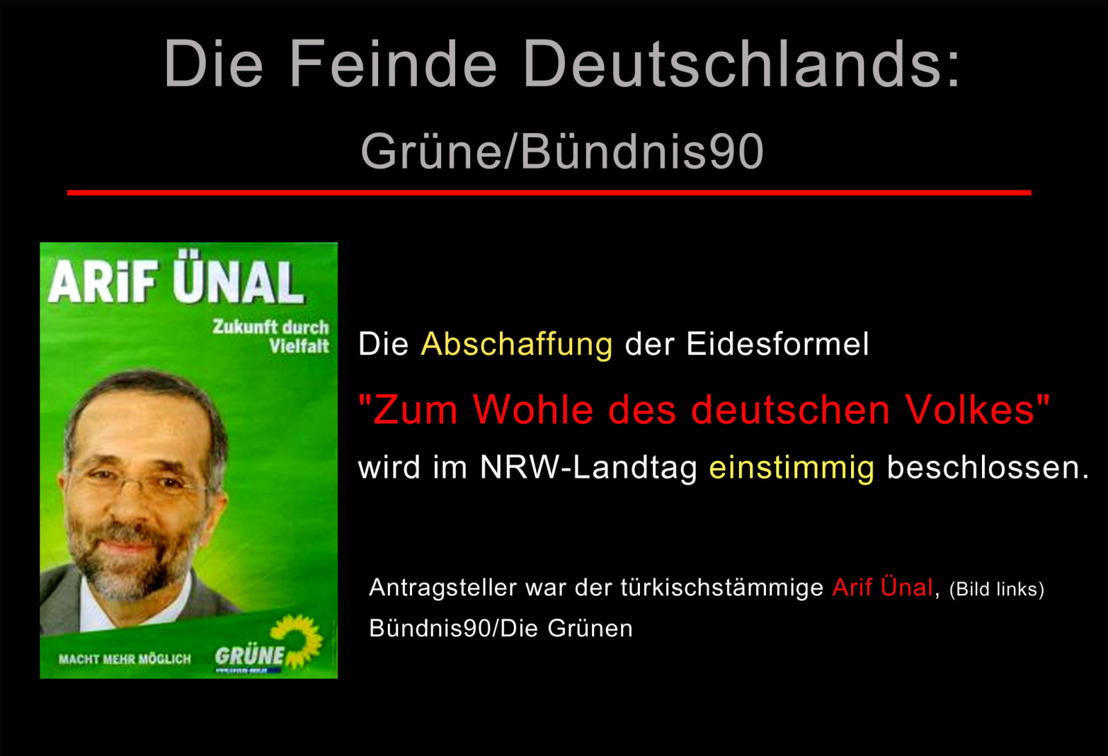 Deutschlandhasser Zitate