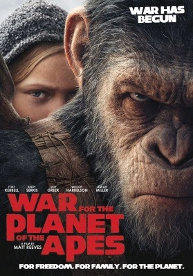 War for the Planet of the Apes [2017] [NTSC/DVDR- Custom HD] Ingles, Subtitulos Español Latino