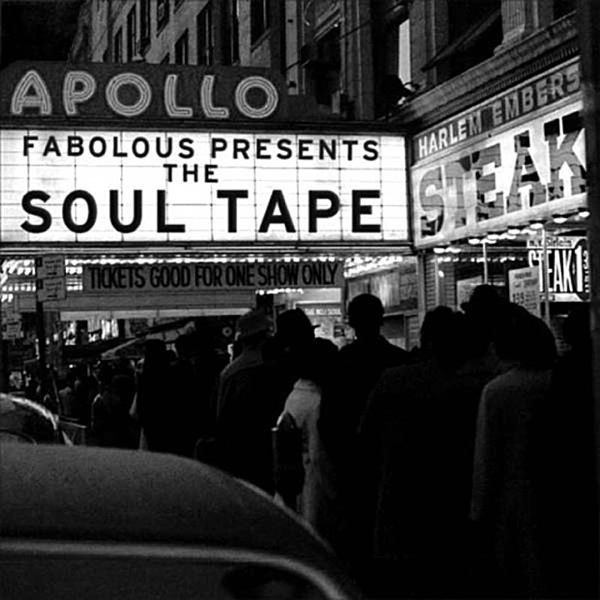 Fabolous - The Soul Tape  Cover