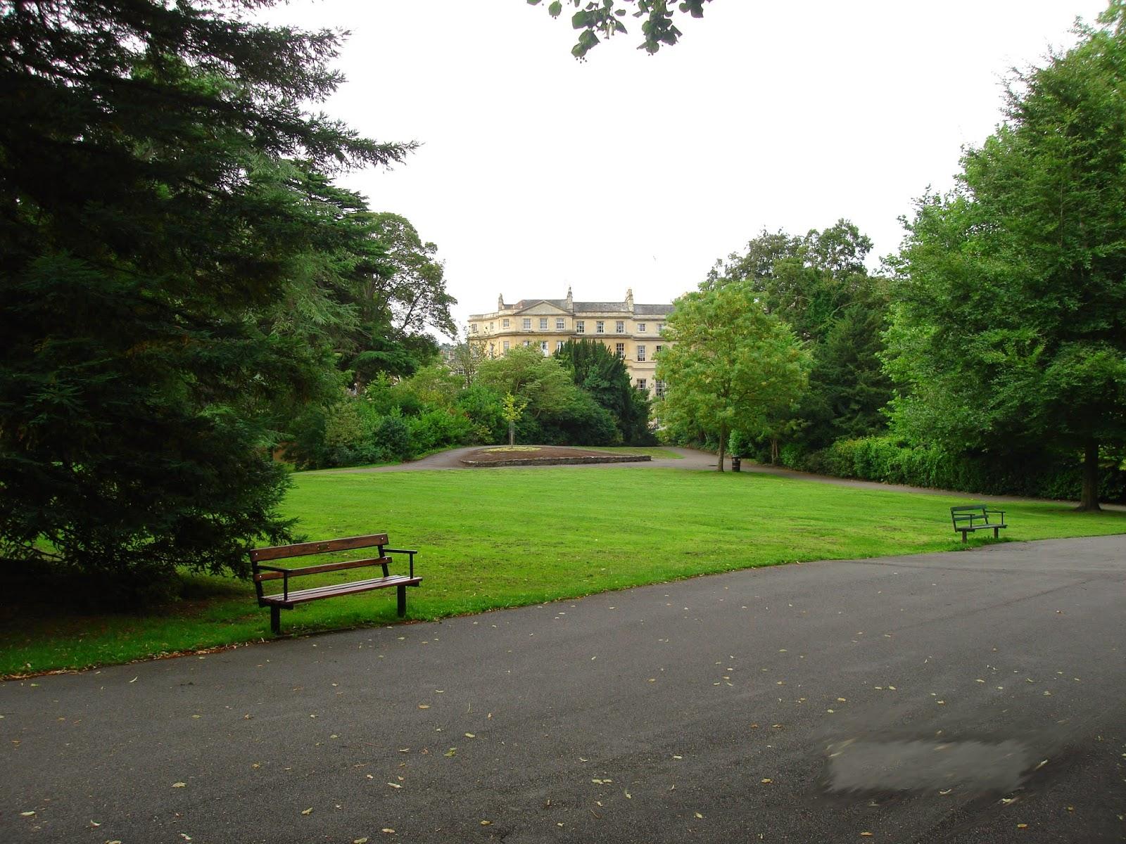 Sydney Gardens, Bath, England