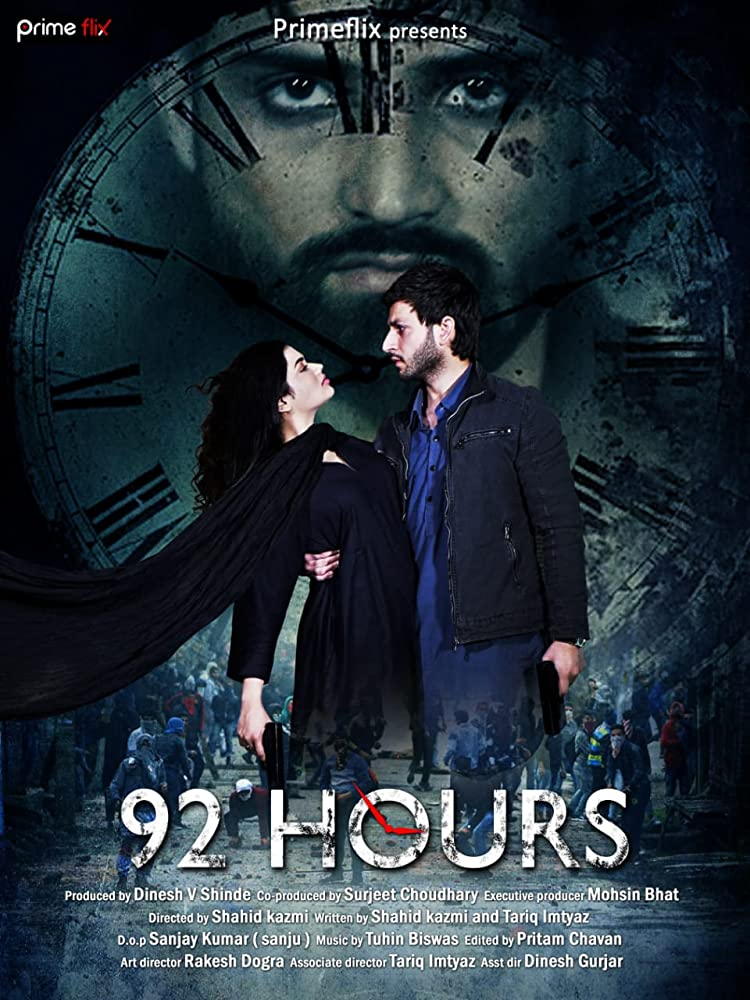 92 Hours 2020 Hindi 720p HDRip Full Movie Free Download