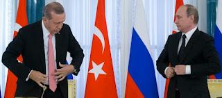 Ce n'est pas la Turquie qui est le responsable de la provocation à la base russe de Hmeimim