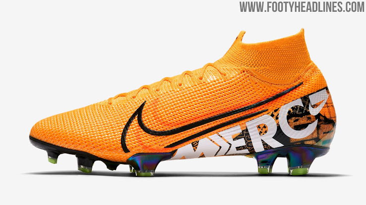 Umwerfende Limited Edition Nike Mercurial Superfly Vii Elite