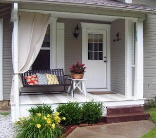 House Plans with Front Porch