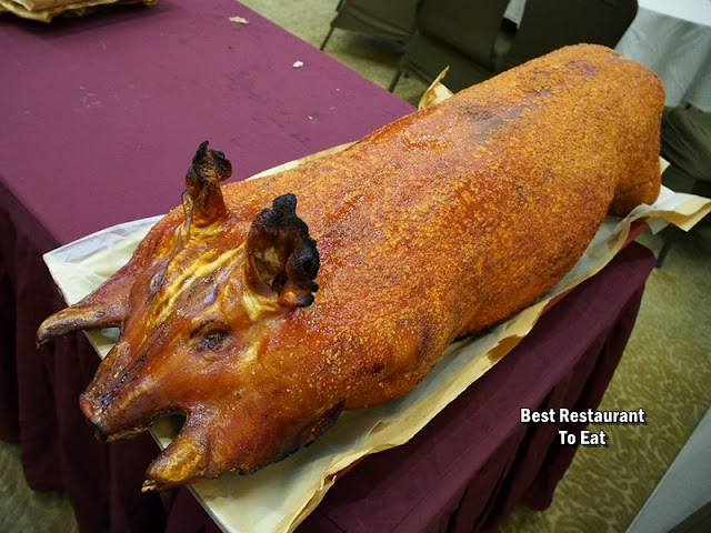CELESTIAL DYNASTY Menu - Roast Pork