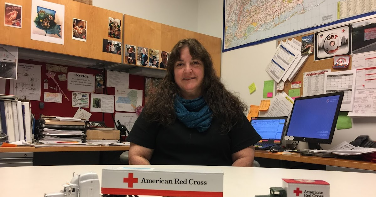 American Red Cross Greater New York Blog: Logistics: The ...