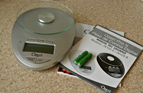 Ozeri Pro Ii Digital Kitchen Scale Review Ups Downs Smiles Frowns