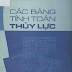 Bảng tính toán thủy lực - Th.s.Nguyễn Thị Hồng